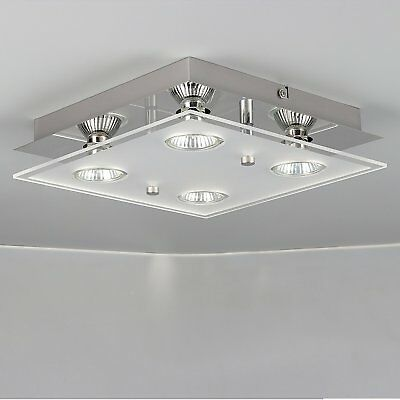 Modern 4 Way Gu10 Led Ceiling Light