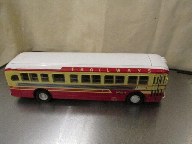 Corgi Continental Trailways Die-Cast Model Bus