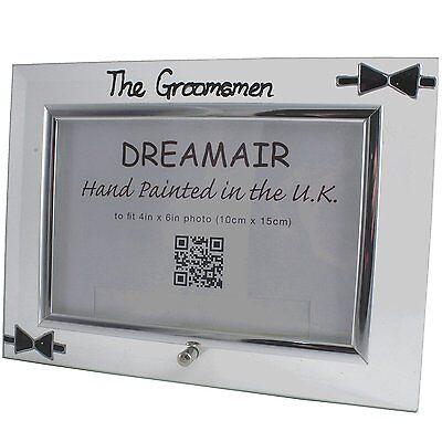 The Groomsmen Picture Frame Landscape