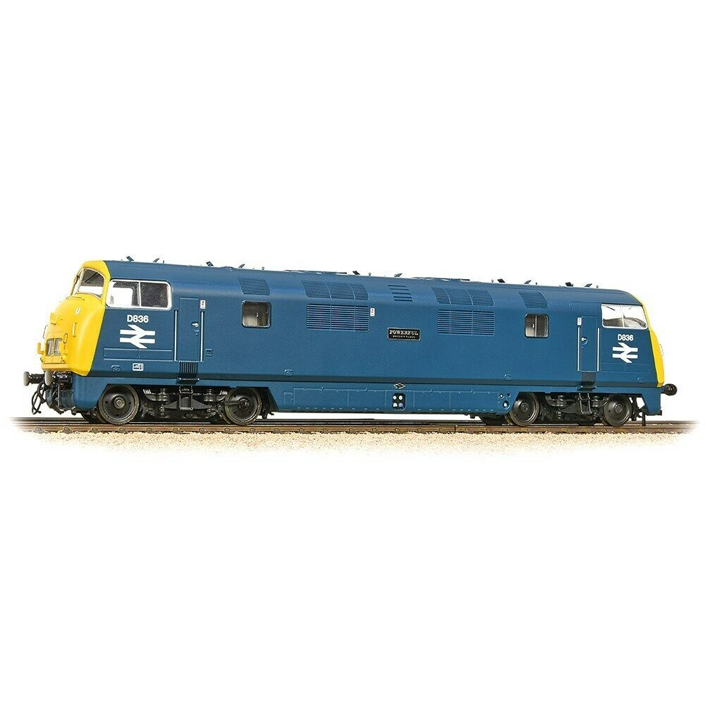 PRICE DROP  Bachmann 32-067A Class 43 D836 Powerful BR azul  .95 - NEW