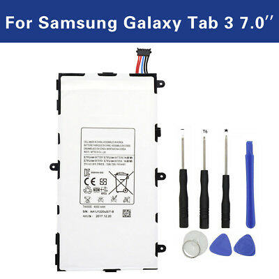 Tablet PC Battery T4000E For Samsung Galaxy Tab 3 7 0'' SM-T210 T211 T215  T217 | eBay