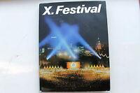 23391 X. Festival Weltfestspiele der Jugend u. Studenten Berlin 1973 DDR m.Fotos
