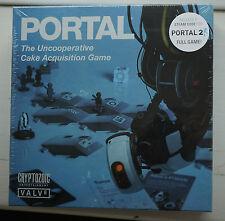 Portal: The Uncooperative Cake Acquistion Board Game