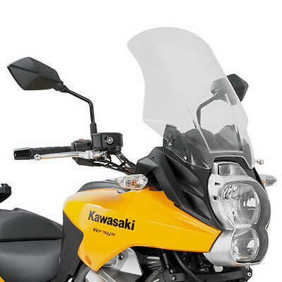 GIVI D410ST CUPOLINO TRASPARENTE  PER KAWASAKI VERSYS 650 2012 2013