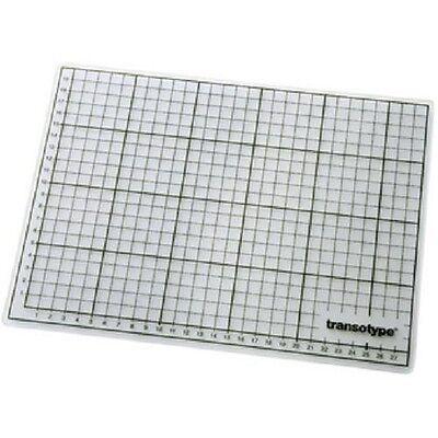 Transparent 90x60 Cm Schneidematte Schneidmatte Waren Jeder Beschreibung Sind VerfüGbar Beliebte Marke Transotype Patchwork Matte