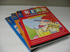 Lot 3 R.E.A.D Read Explore Discover Stories Activities Step Up Step In PreK-1