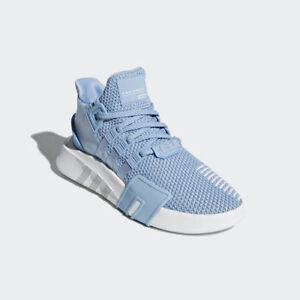 43b94aa9321 Details about Women Adidas AC7353 EQT Basketball ADV Running shoes blue  white Sneakers Size 6