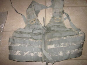 Tactical-Army-Vest-Official-US-Military-MOLLE-ACU-FLC-Fighting-Load-Carrier