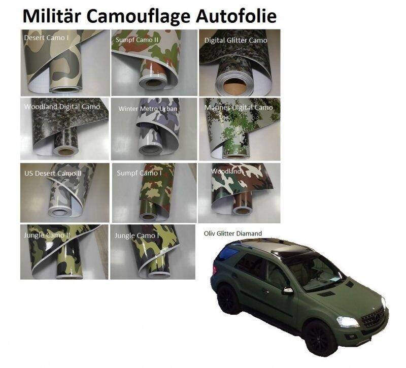 camouflage folie luftkan le car wrapping auto folie. Black Bedroom Furniture Sets. Home Design Ideas