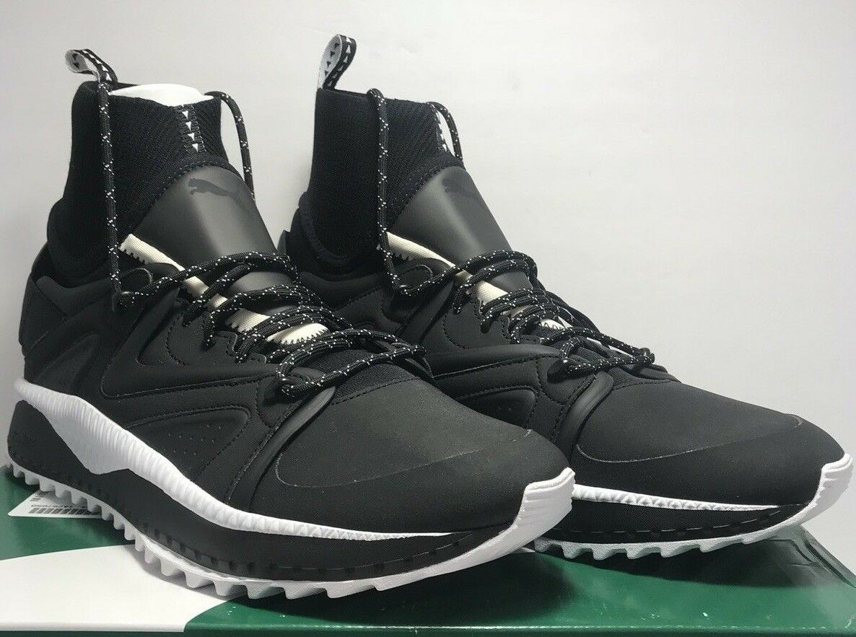 Puma Mens Size 11.5 Tsugi Kori Hi Training Black shoes Rare