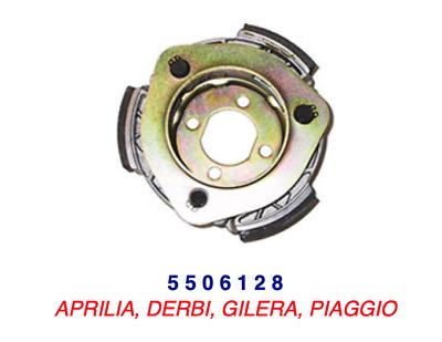 5506128 Frizione Centrifuga Rinforzata Per Aprilia Atlantic 125 03-05