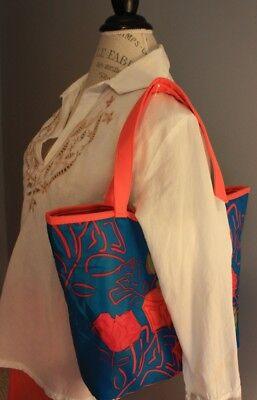 Reversible Shoulder Bag 15x11x3.5 Fun and Flirty
