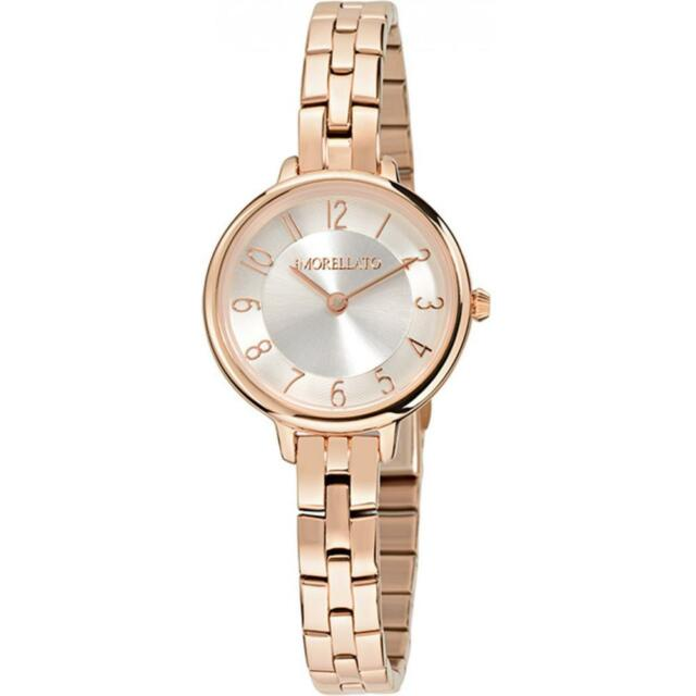 Womens Wristwatch MORELLATO PETRA R01531450510 Stainless Steel Rose Gold