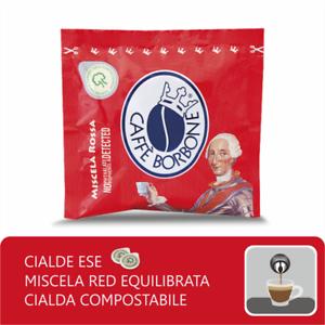 150-CIALDE-CARTA-ESE44-CAFFE-039-BORBONE-MISCELA-ROSSA-RED-ITALIANFEEL
