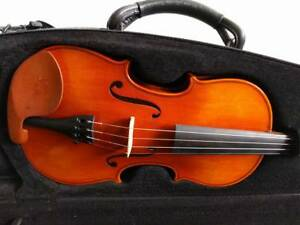 Eastman-MODEL-VL200-Andreas-Series-Violin-Full-Size-Brand-New-Bow-Should-Rest