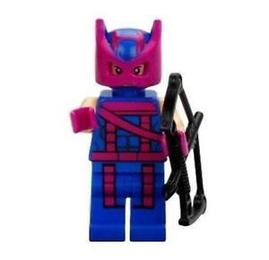 Hawkeye-Comic-Minifigure-Marvel-Super-Heroes-Figure-For-Custom-Lego-Minifig-15
