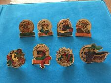 Lot de 8 pin's Disney