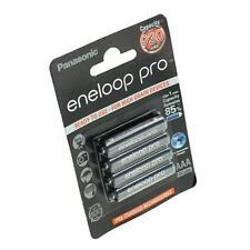 4x Eneloop PRO Panasonic MICRO AKKU 950mAh Typ AAA BK-4HCDE/4BE mind.930mAh
