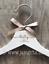 Personalised-engraved-dress-coat-hangers-wedding-party-bride-hanger-swirl-prop thumbnail 3