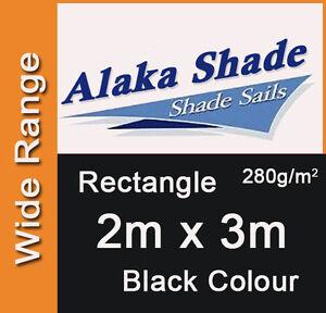 Extra-Heavy-Duty-Shade-Sail-Black-Rectangle-2m-x-3m-2x3m-2-x-3m-2-by-3m-2mx3m