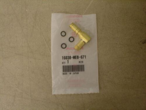 Honda OEM Carburetor Carb Fuel Inlet Joint CRF450 TRX450R//ER KX 250F 450F