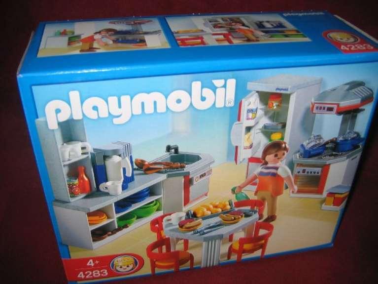 PLAYMOBIL® 4283 WOHNKÜCHE NEU OVP  | Um Zuerst Unter ähnlichen Produkten Rang