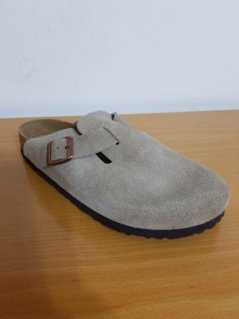 birkenstock clogs taupe