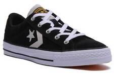 102648e1cbb Converse Star Player Ox Womens Canvas Black White Trainers UK Size 3 - 8
