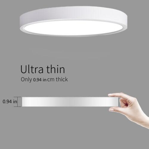 LED Deckenleuchte Deckenlampe 18W 24W Wohnzimmer Badleuchte Dimmbar Küchen Lampe