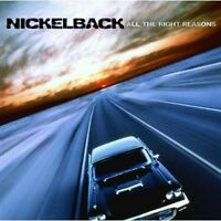 Nickelback - All The Right Reasons [new Cd] on sale