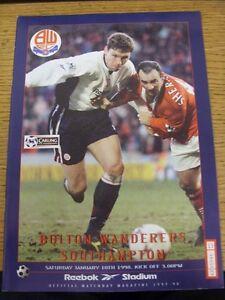 10-01-1998-Bolton-Wanderers-v-Southampton-No-Obvious-Faults