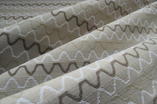 Soft Furnishing Fabric Parker Knoll Victor Natural Upholstery Blind Cushion