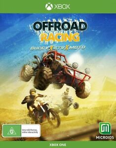 Offroad Racing Xbox One Xbox One Game NEW