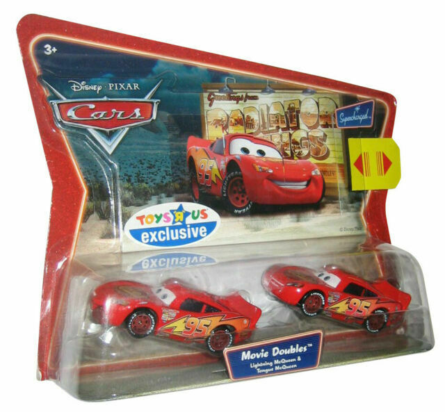 Disney Pixar Cars Movie Moments Lightning And Tongue Mcqueen Toys R Us For Sale Online Ebay