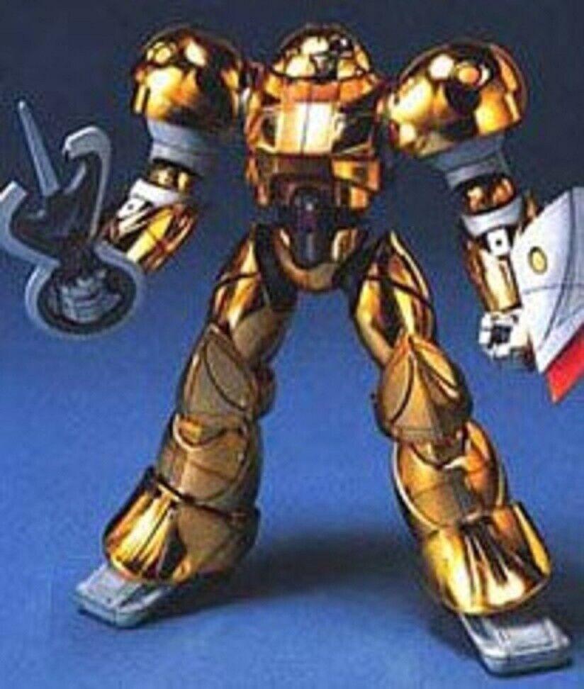 1  100 bilene Smo guld (Turn A Gundam) Plastic modelllllerler Gunpla från japan