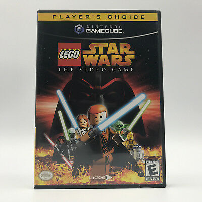 LEGO Star Wars: The Video Game (Nintendo GameCube) *COMPLETE - TESTED8