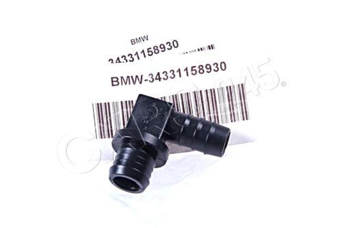 Original BMW E28 E30 Bremskraftverstärker Schlauchverbinder OEM 34331158930