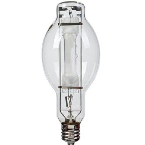 Sylvania 64469 M1000//U//BT37 E39 1000W HID Metal Halide Clear Light Bulb 12429