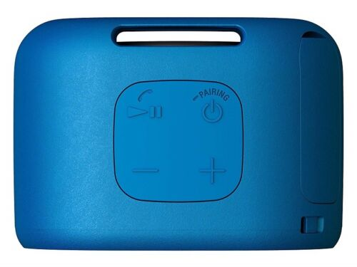 Blue Color Sony SRS-XB01 Compact Bluetooth Speaker Portable