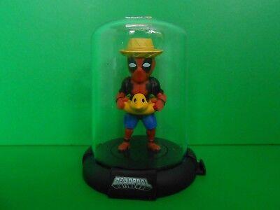 Marvel Deadpool Collectible Mini Domez Series 3 Deadpool Rubber Chicken