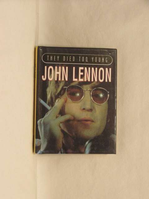 John Lennon (They Died Too Young), Stockdale, Tom, Excellent Book