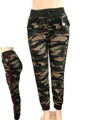 Fashion Womens Loose Casual Sport Pants Gray Long Pants Sports Ladies #P2587