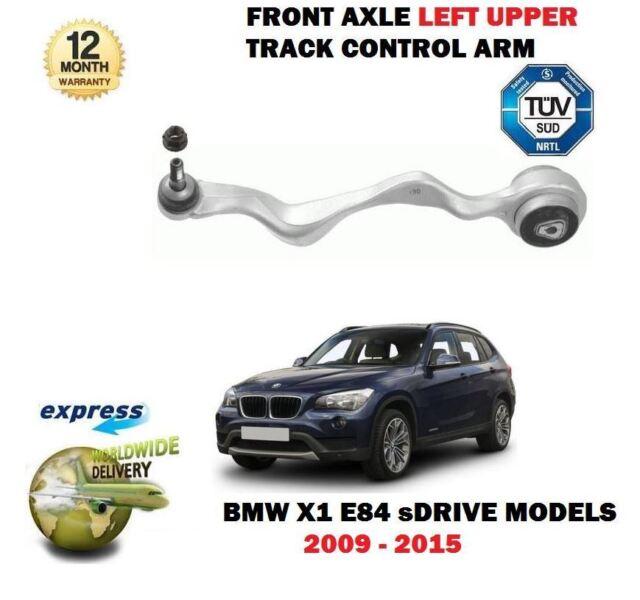 Pour BMW X1 Sdrive 2009-2015 Essieu avant Supérieur Gauche Bras de Suspension