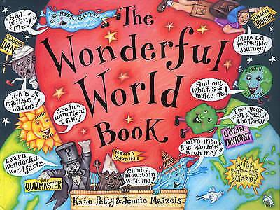 The Wonderful World Book, Petty, Kate, Very Good Book
