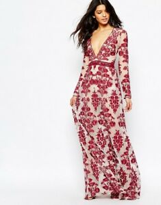 2f0bdd5203 SALES !!!! ]Authentic For Love And Lemons Temecula Maxi dress - S ...
