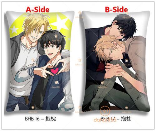 Dakimakura Bedding Anime BANANA FISH Hugging Pillow Case Cover Gift 35×55cm #T94