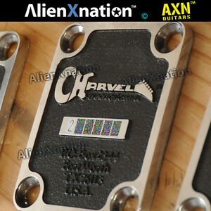 Charvel-1987-Neck-Plate-Vintage-Model-Series
