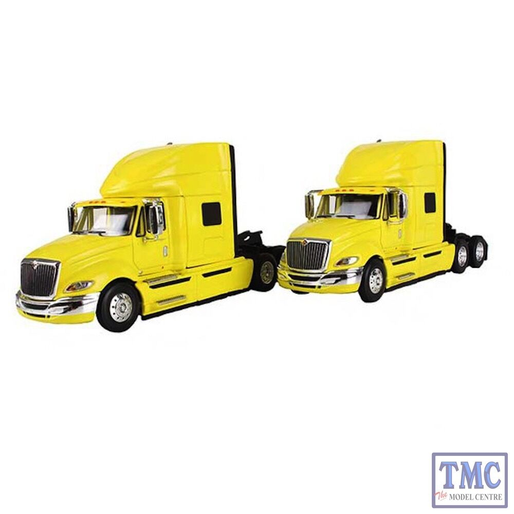 60-0292 First Gear 1 64 SCALE International ProStar+ High-Roof Sleeper Tractor Y