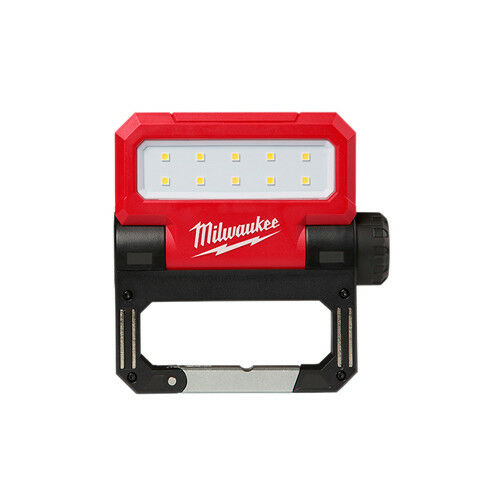 Rover USB Rechargeable Milwaukee 550 Lumen Pivoting Flood Light