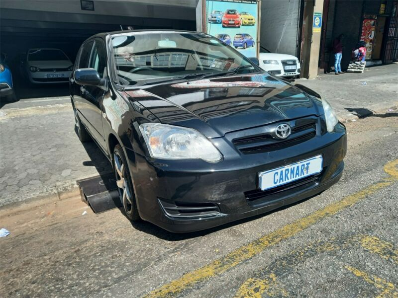 2006 Toyota RunX 140 RT, Black with 92000km available now!